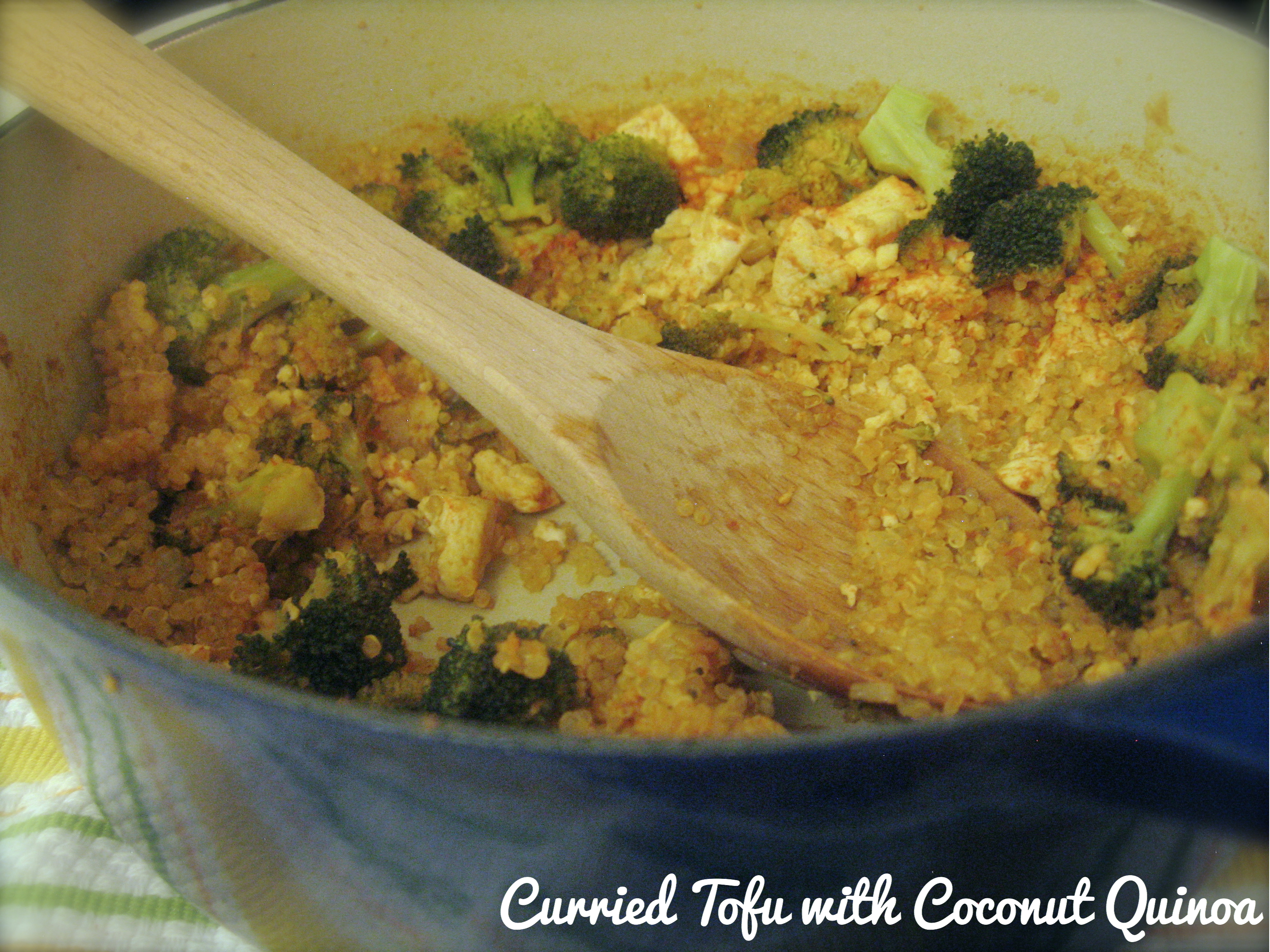 Coconut Curry Tofu Recipe — Dishmaps