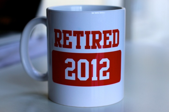 Retired 2012 mug